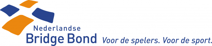 Logo of Nederlandse Bridge Bond
